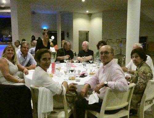 Sopar d'amics del Camí de Sant Jaume Tarragona